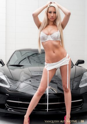 Vanquish Automotive – June 2015 – Ildiko Ferenczi