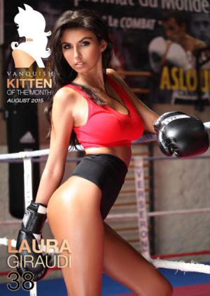 Vanquish Magazine – August 2015 – Alexandra Lillian