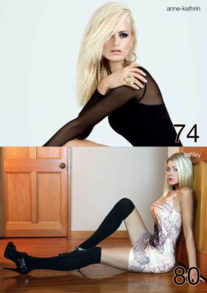 Vanquish Magazine – September 2015 – Allie Starks