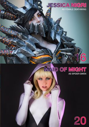 Heroes And Villains Of Cosplay – Issue 2 – Spider Gwen