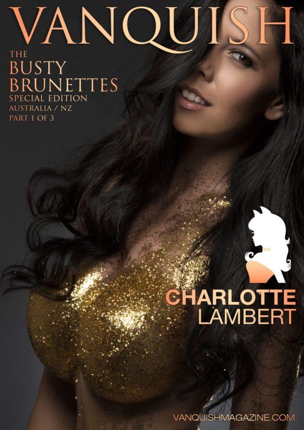 Busty Brunettes Charlotte Lambert