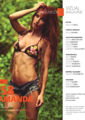 Vizual Magazine Vol 6 – July 2015
