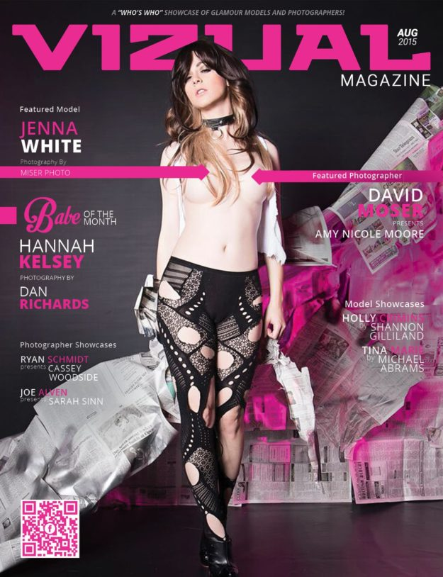 Vizual Magazine Vol 7 August 2015