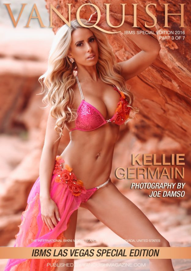 Vanquish Magazine – Ibms Las Vegas Part 3 – Kellie Germaine