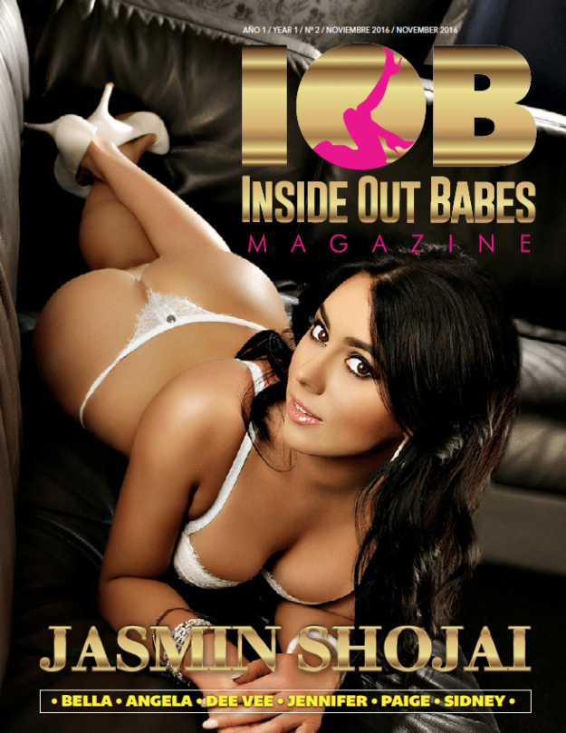 Iob (inside Out Babes) Magazine