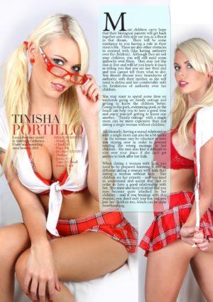 Bizsu Magazine – Fall 2013 – Ana Braga