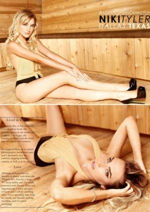 Bizsu Magazine – Fall 2014 – Amanda Frances