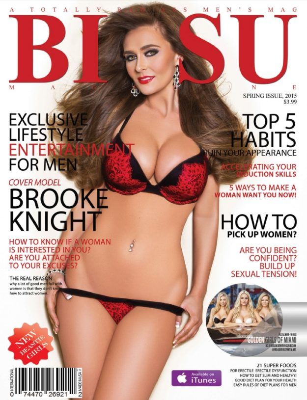 Bizsu Magazine – Spring 2015 – Brooke Knight