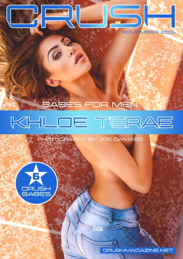Crush Magazine – November 2016 – Khloe Terae
