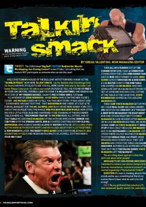 Musclesport Magazine – Summer 2016