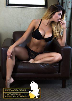 Vanquish Magazine – Ibms Las Vegas – Part 6 – Alessandra Sironi