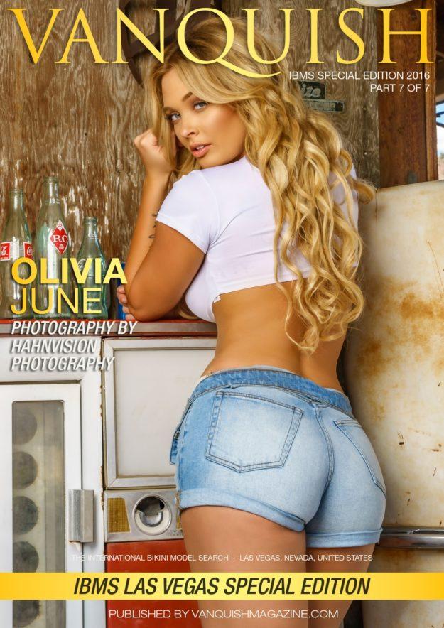 Vanquish Magazine – Ibms Las Vegas Part 7 – Olivia June