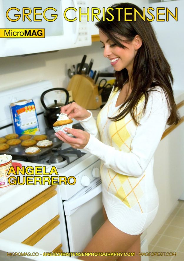 Greg Christensen Micromag – Angela Guerrero – Kitchen