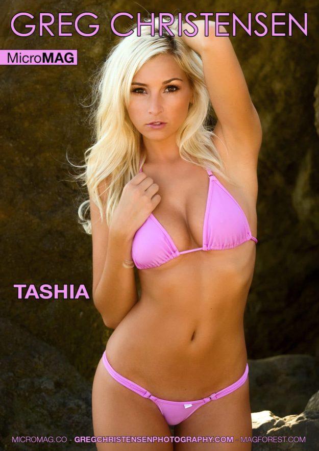 Greg Christensen Micromag – Tashia – Issue 2