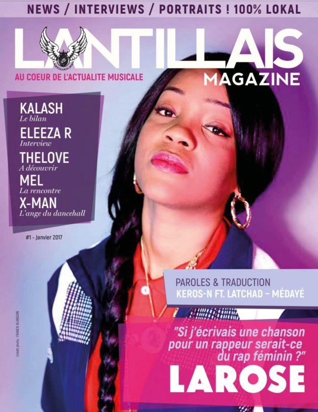 Lantillais Magazine – Janvier 2017