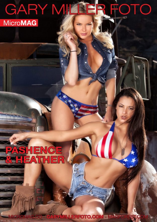 Gary Miller Foto Micromag – Pashence & Heather