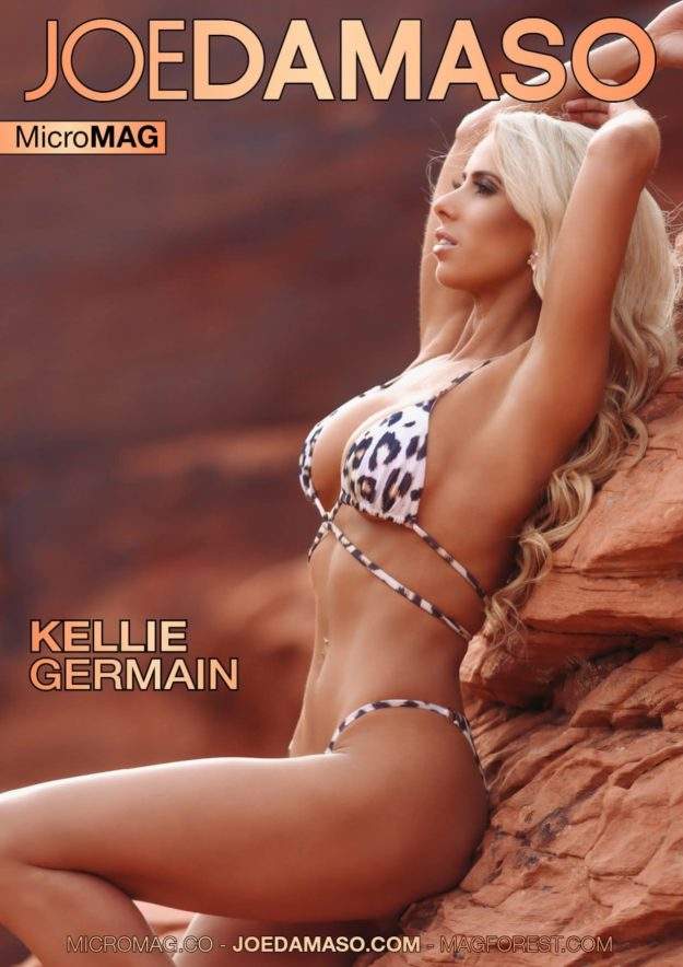Joe Damaso Micromag – Kellie Germain