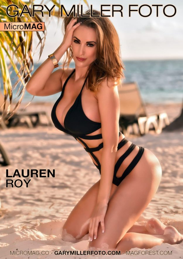 Gary Miller Foto Micromag – Lauren Roy – Issue 2