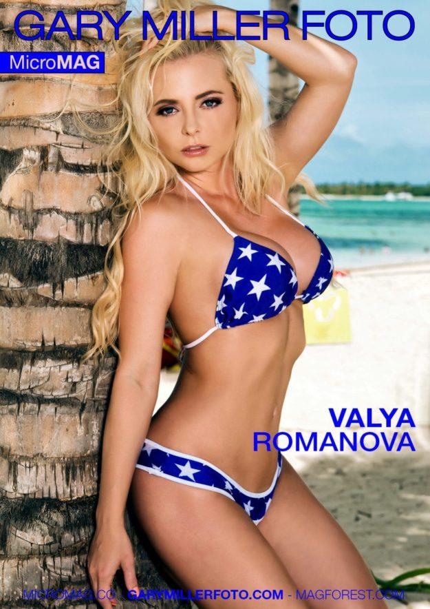 Gary Miller Foto Micromag – Valya Romanova – Issue 2
