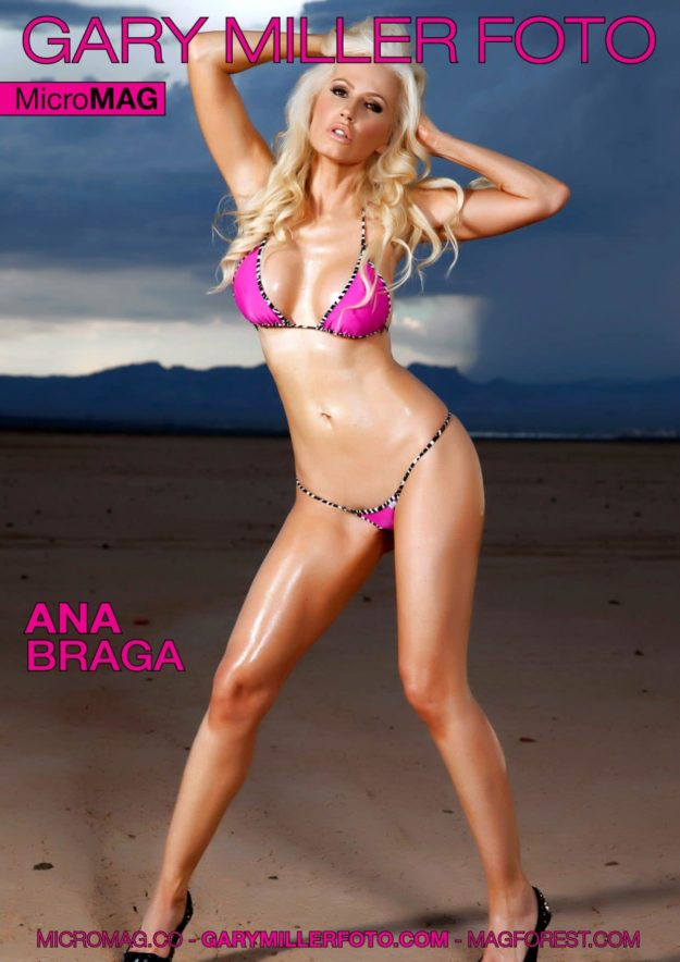 Gary Miller Foto Micromag – Ana Braga – Issue 8