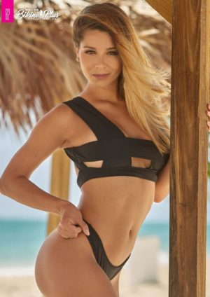 Bikini Plus Magazine – March 2017 – Erika Kenny