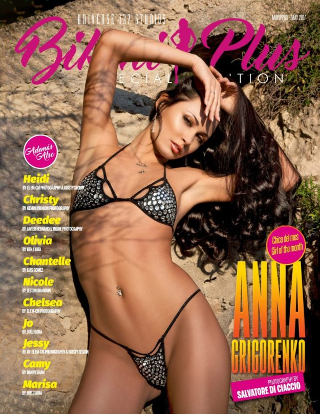 Bikini Plus Magazine – May 2017