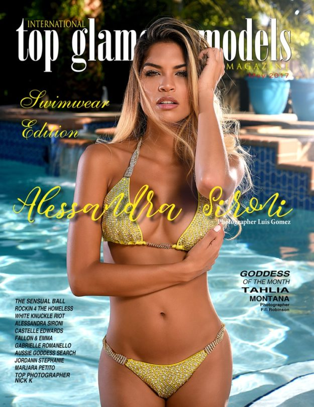 Top Glamour Models Magazine – May 2017