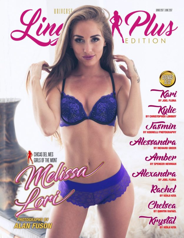 Lingerie Plus Magazine – June 2017