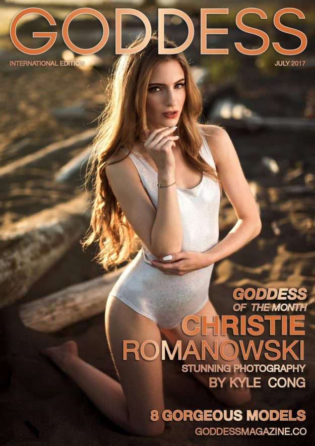 Goddess Magazine – July 2017 – Christie Romanowski