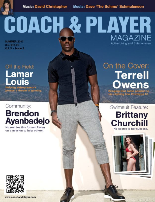Coach & Player Magazine – Summer 2017