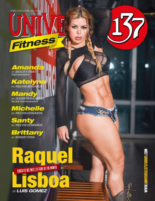 Universe 137 Magazine – Fitness Edition – June – July 2017