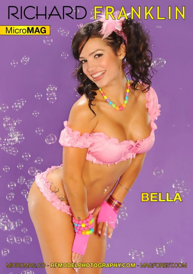 Richard Franklin Micromag – Bella