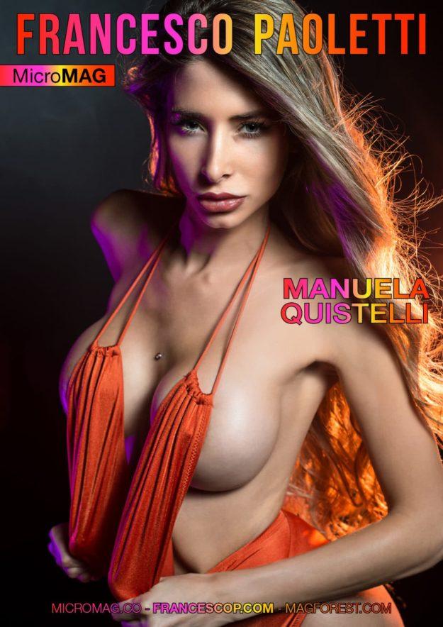 Francesco Paoletti Micromag – Manuela Quistelli – Issue 2