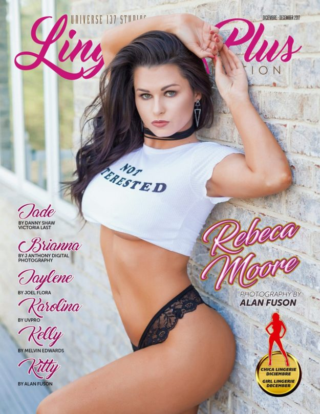 Lingerie Plus Magazine – December 2017
