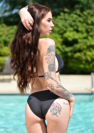 Vanquish Tattoo Magazine – February 2018 – Briana Fernandes