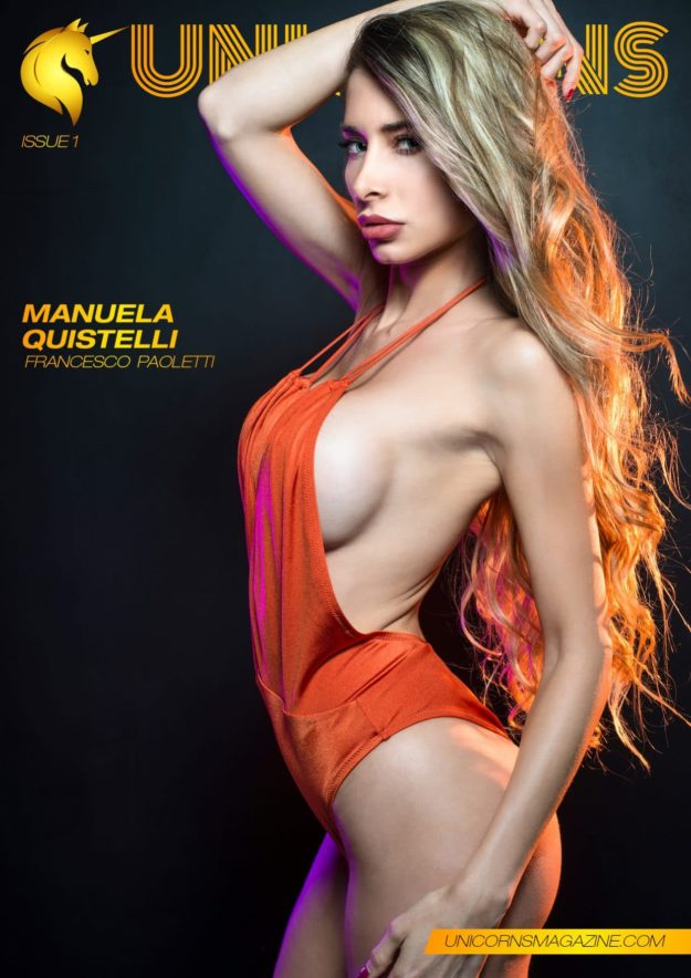 Unicorns Magazine – February 2018 – Manuela Quistelli