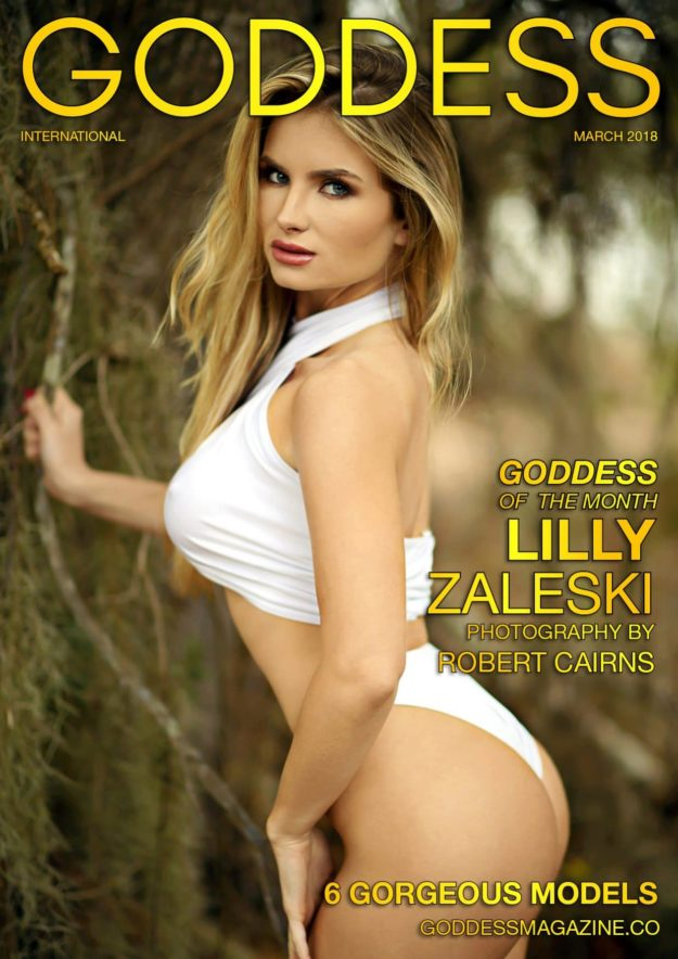 Goddess Magazine – March 2018 – Lilly Zaleski