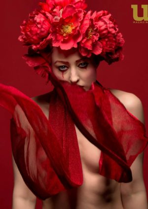 Unique Magazine – Blood Special Edition – December 2017