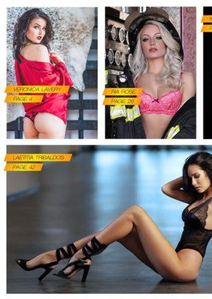 Unicorns Magazine – February 2018 – Laetitia Tribaldos