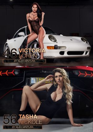 Vanquish Automotive – April 2018 – Kathrine Haus