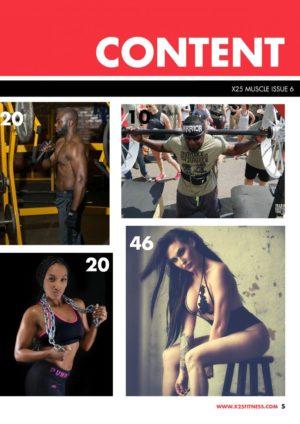 X25 Fitness Magazine – Issue 6