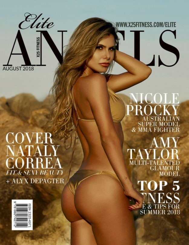 Elite Angels Magazine – Summer 2018