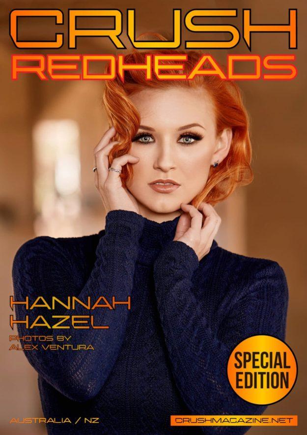 Crush Magazine – Redheads – Hannah Hazel