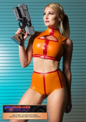 Heroes And Villains Of Cosplay – Issue 3 – Juri Han