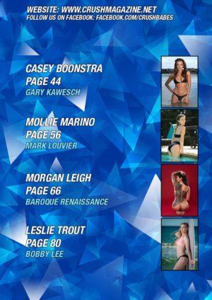 Crush Magazine – May 2018 – Casey Boonstra