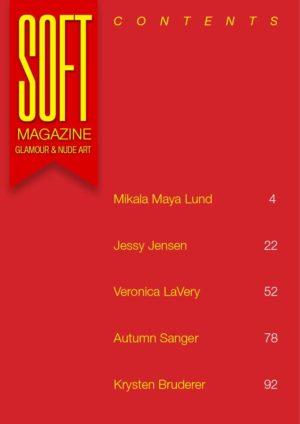 Soft Magazine – June 2018 – Veronica Lavery