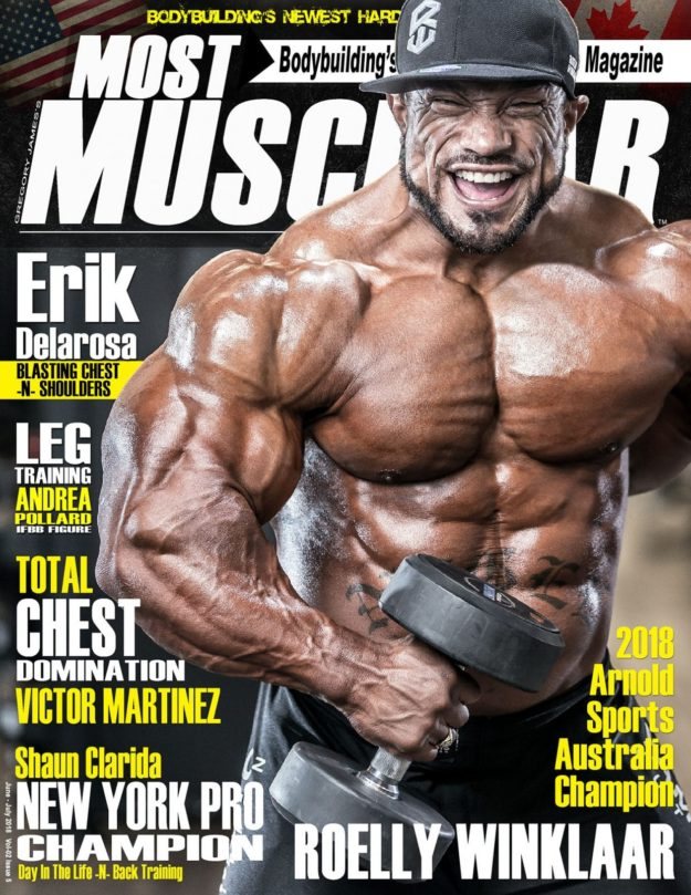 Most Muscular Magazine – June – July 2018