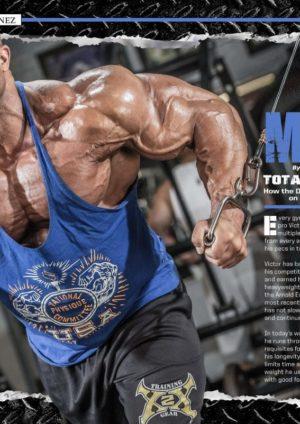 Most Muscular Magazine – June – July 2018