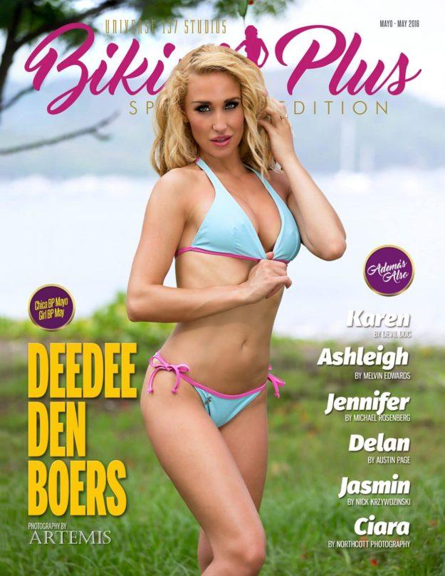 Bikini Plus Magazine – May 2018
