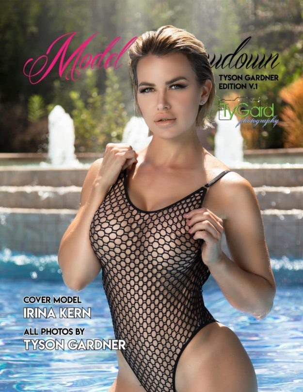 Model Throwdown Magazine – Issue 24